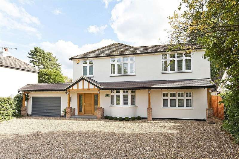 5 Bedrooms Detached House for sale in Lower Road, Bookham, Surrey, KT23