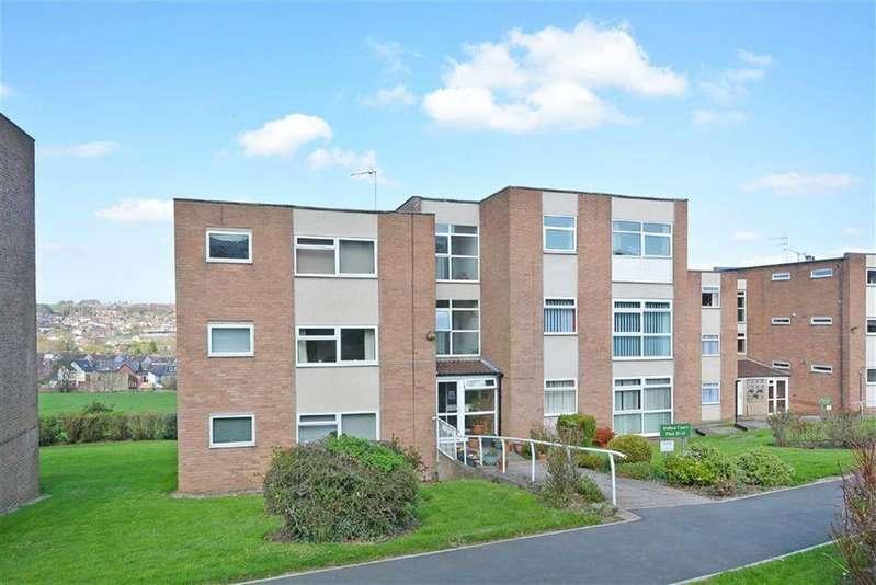 1 Bedroom Flat for sale in 28, Hallam Court,Pembroke Road, Dronfield, Derbyshire, S18