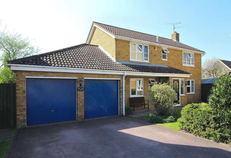 4 Bedrooms Detached House for sale in Little Dorrit, Chelmsford, Essex, CM1