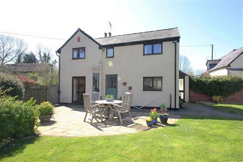 3 Bedrooms Cottage House for sale in Ludlow