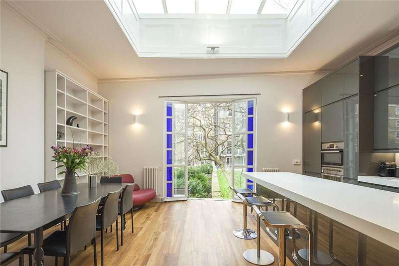 3 Bedrooms Maisonette Flat for sale in Linden Gardens, Notting Hill, London, W2