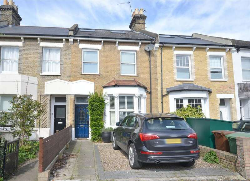 5 Bedrooms Terraced House for sale in Friern Road, East Dulwich, London, SE22