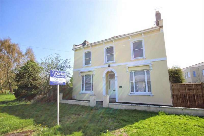 4 Bedrooms Detached House for sale in Gloucester Road, Staverton, Cheltenham, GL51