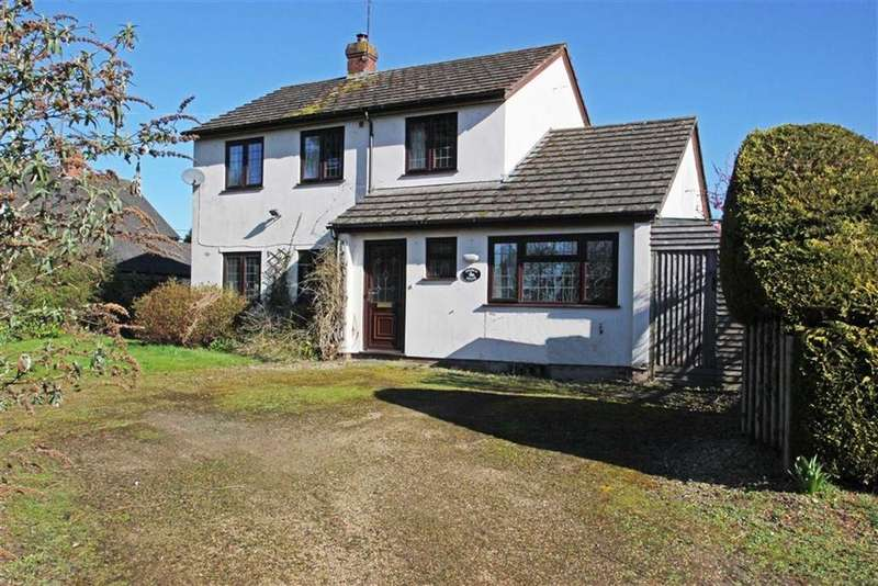 3 Bedrooms Detached House for sale in Millbrook Way, Ludlow, Shropshire