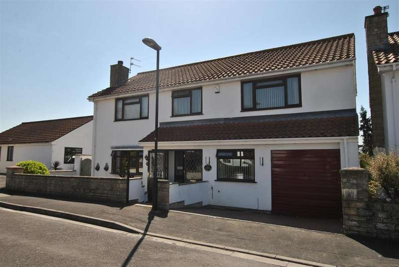 4 Bedrooms Detached House for sale in St. Lukes Gardens, Brislington, Bristol