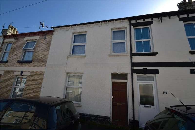 3 Bedrooms Terraced House for sale in Victoria Street, Barnstaple