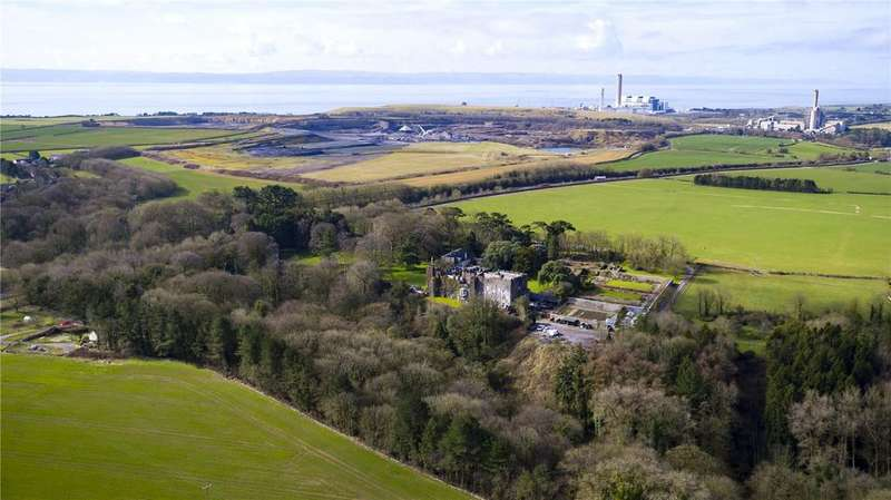 8 Bedrooms Farm Commercial for sale in The Fonmon Estate, Vale Of Glamorgan, Wales, CF62