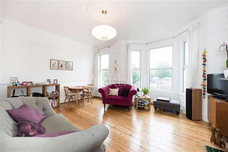 2 Bedrooms Flat for sale in Palermo Road, Kensal Rise, London