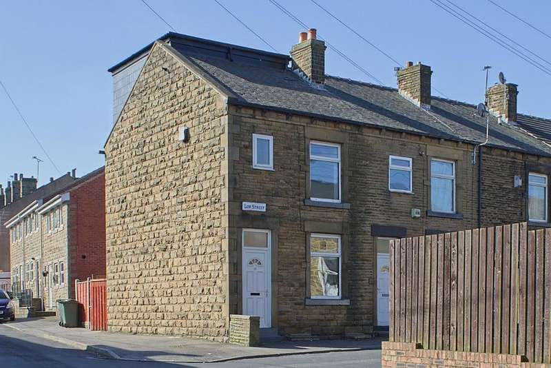 3 Bedrooms Terraced House for sale in Low Street, Tingley