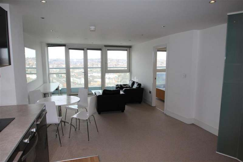 2 Bedrooms Flat for rent in The Litmus Building, NG1