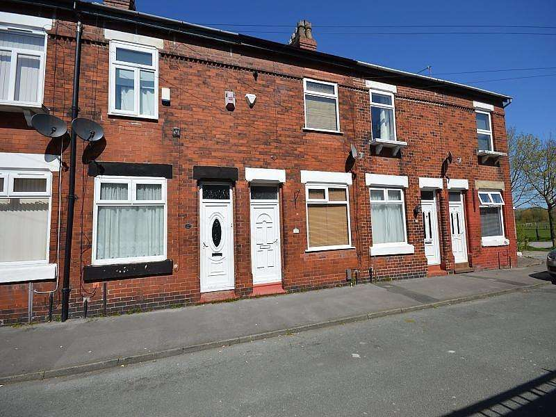 2 Bedrooms Terraced House for sale in Beaconsfield Road, Broadheath, Altrincham