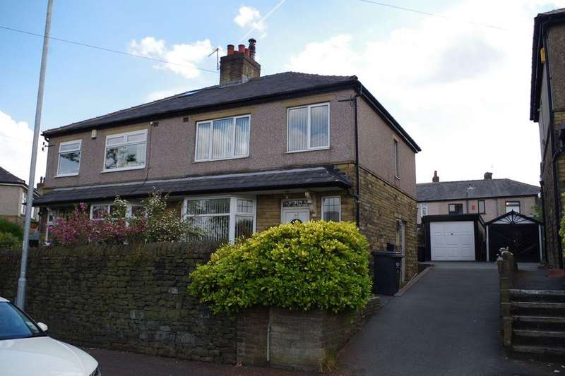 3 Bedrooms Semi Detached House for sale in Pellon New Road , Pellon, Halifax HX2