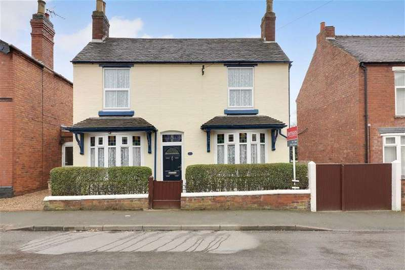 4 Bedrooms Detached House for sale in Station Road, Cannock, Staffordshire