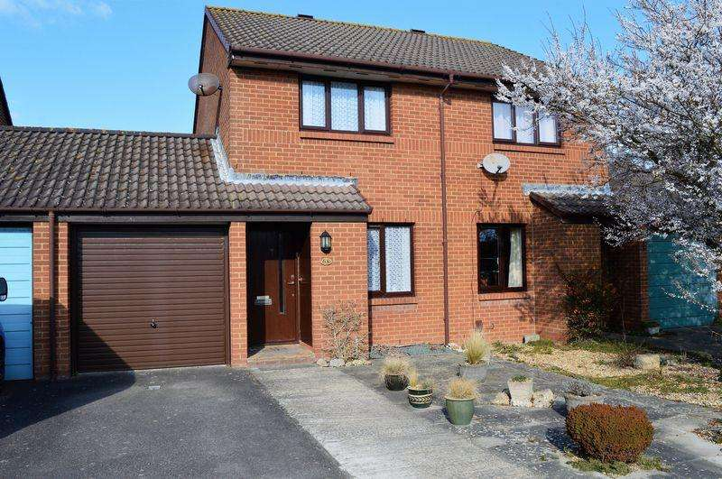 2 Bedrooms Semi Detached House for sale in Fathoms Reach, Hayling Island.