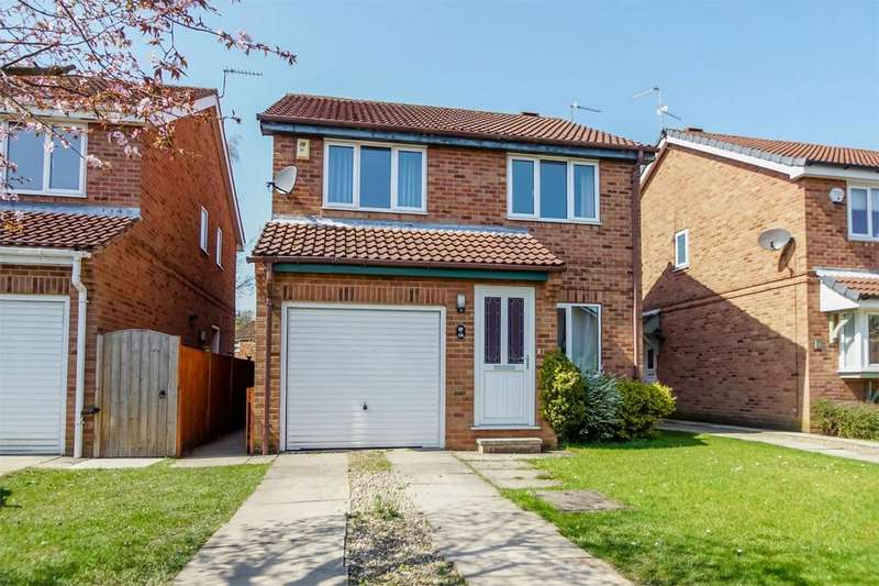 3 Bedrooms Detached House for sale in Pheasant Drive, YORK