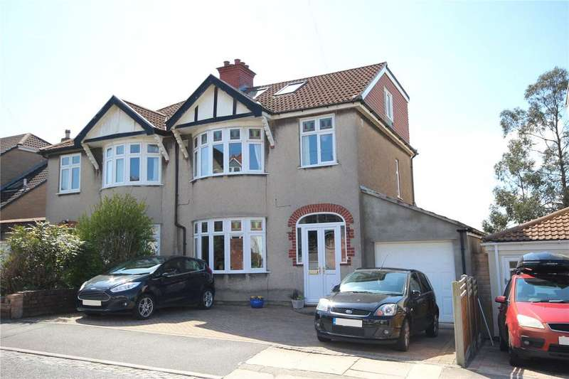 5 Bedrooms Semi Detached House for sale in Bishop Road, Bishopston, Bristol, BS7