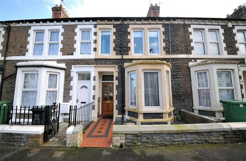 3 Bedrooms Terraced House for sale in Malefant Street, Cathays, Cardiff, CF24