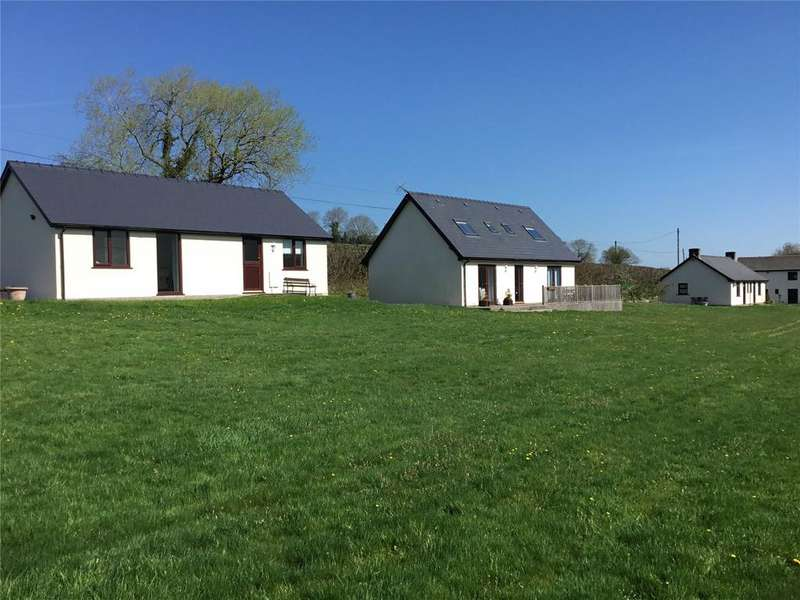 2 Bedrooms Detached Bungalow for sale in Pontithel, Brecon, Powys