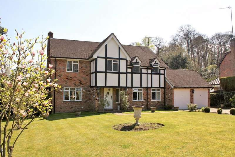 4 Bedrooms Detached House for sale in Holmes Close, Sunninghill, Ascot, Berkshire, SL5