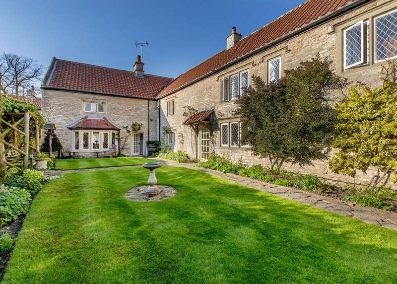 5 Bedrooms Farm House Character Property for sale in Manor Farm, Firbeck