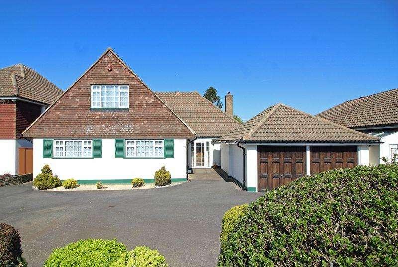 4 Bedrooms Detached House for sale in Rectory Park, Sanderstead, Surrey