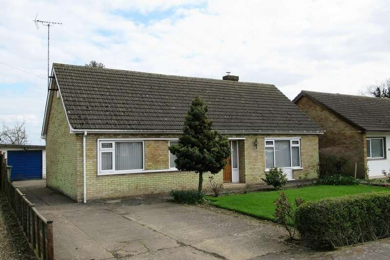 3 Bedrooms Detached Bungalow for sale in Listers Road, Upwell, Wisbech