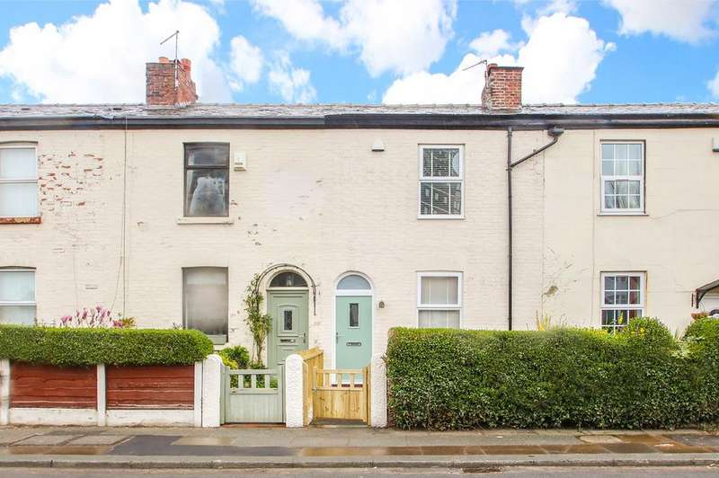 2 Bedrooms Terraced House for sale in Chapel Lane, Stretford, Manchester, M32