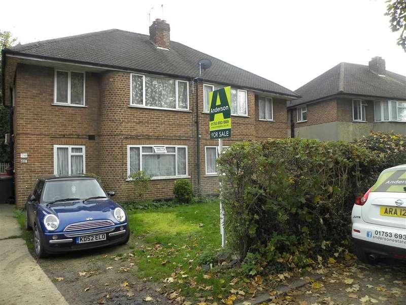 2 Bedrooms Maisonette Flat for sale in Adelphi Gardends, Slough