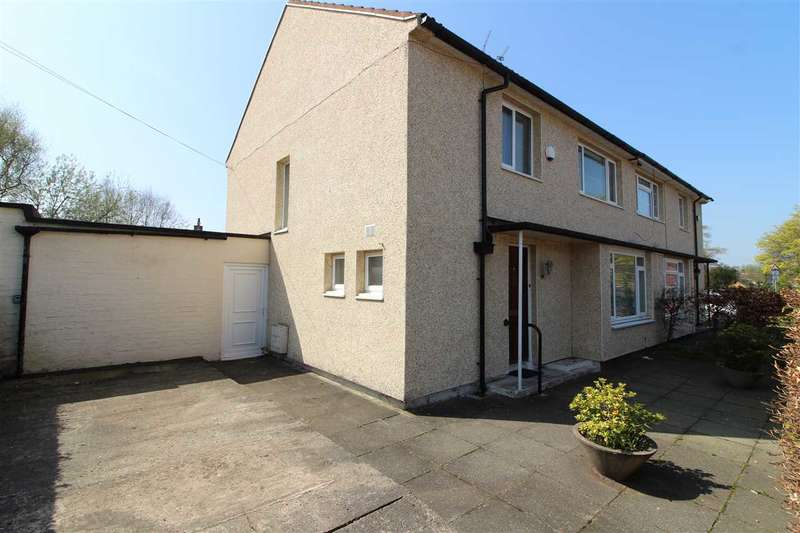 4 Bedrooms Semi Detached House for sale in Mercer Avenue, Kirkby