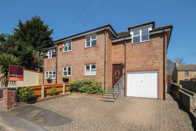 4 Bedrooms Semi Detached House for sale in New Road, Poole