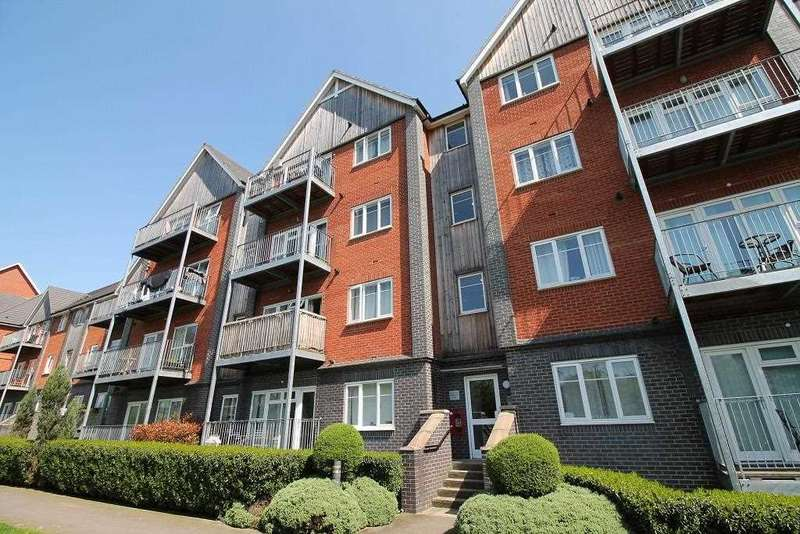 2 Bedrooms Apartment Flat for sale in Millward Drive, Milton Keynes