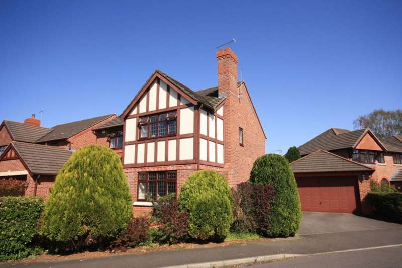 4 Bedrooms Detached House for sale in Victoria Mill Drive, Willaston, Nantwich, CW5