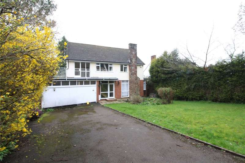 6 Bedrooms Detached House for sale in Church Road Stoke Bishop Bristol BS9