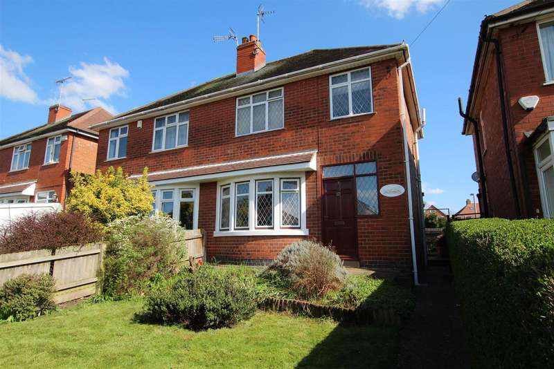 3 Bedrooms Detached House for sale in Greenwood Road, Burton-On-Trent