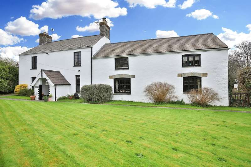 6 Bedrooms Detached House for sale in Rhoose Road, Rhoose, Barry