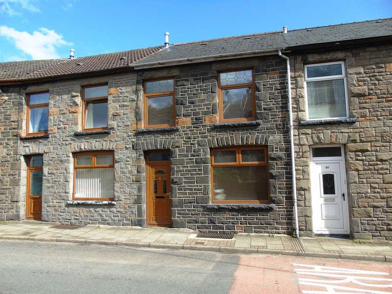 3 Bedrooms Terraced House for sale in Mountain Ash Road, Abercynon, MOUNTAIN ASH