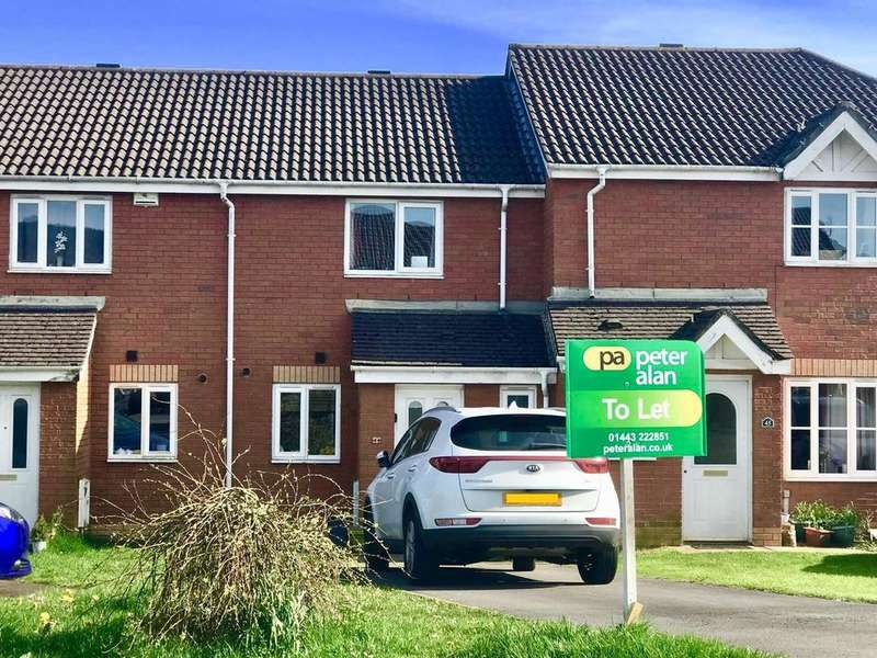 2 Bedrooms House for rent in Coed Mieri, Tyla Garw, Pontyclun