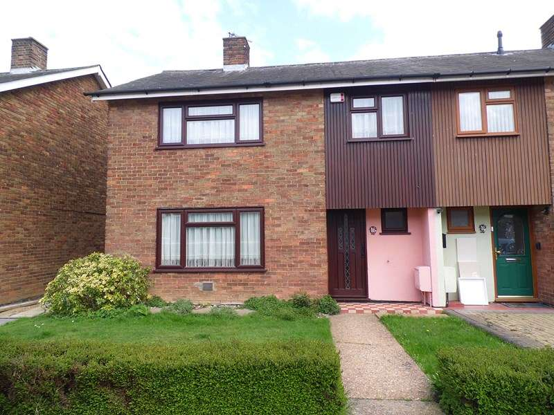 3 Bedrooms End Of Terrace House for sale in Beeleigh East, Basildon