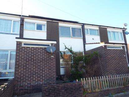 3 Bedrooms Terraced House for sale in Waterlooville, Hampshire, England