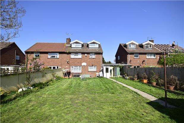5 Bedrooms Semi Detached House for sale in Goffenton Drive, Fishponds, BRISTOL, BS16 2QB
