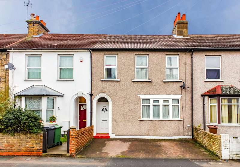 4 Bedrooms Terraced House for sale in Goldsmith Road, Leyton