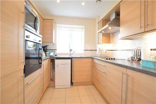 2 Bedrooms Flat for sale in Coopers Court, Blue Cedar Close, Yate, Bristol, BS37 4FF