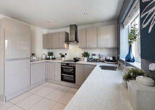 4 Bedrooms Detached House for sale in Plot 64, The Brookline, Riversleigh, Warton, Preston, Lancashire, PR4 1AH