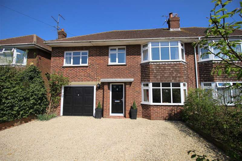 4 Bedrooms Semi Detached House for sale in Nythe Road, Swindon