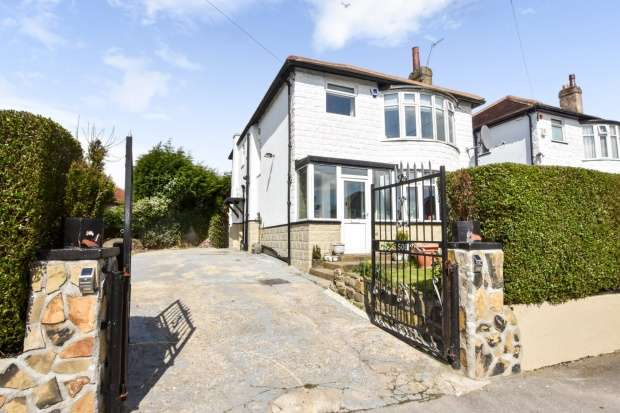 4 Bedrooms Detached House for sale in Street Lane, Leeds, West Yorkshire, LS17 6HA