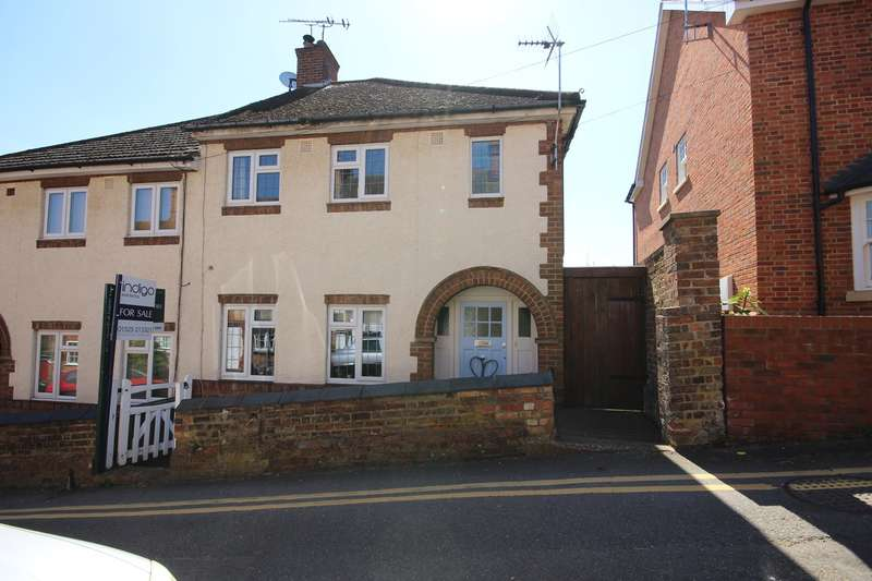 3 Bedrooms Semi Detached House for sale in Park Street, Ampthill, Bedford, MK45
