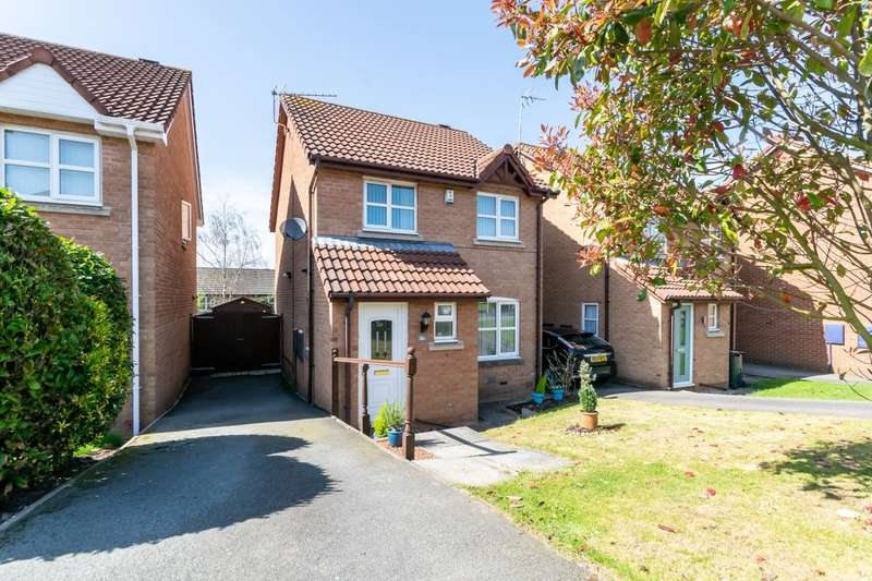 3 Bedrooms Detached House for sale in Watersedge, Frodsham, WA6