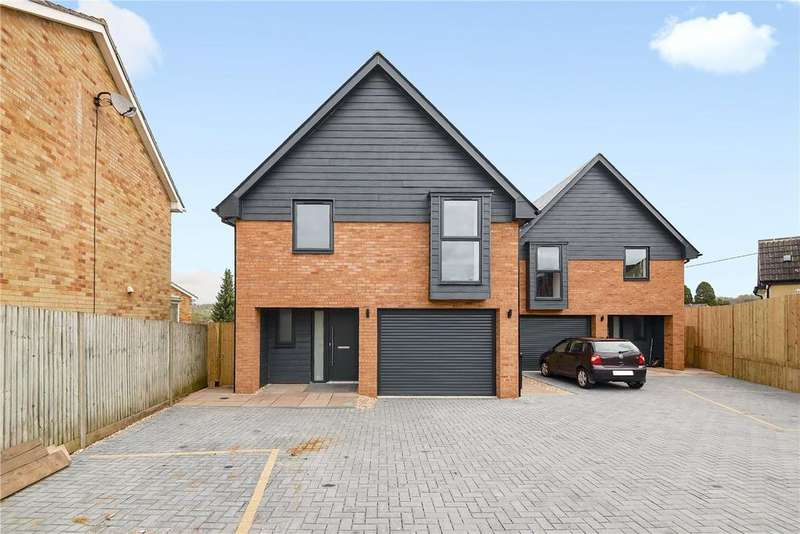 4 Bedrooms Detached House for sale in Lion Close, Overton, Hampshire, RG25
