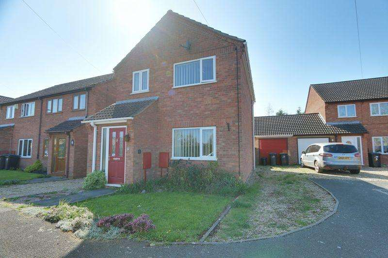 3 Bedrooms Detached House for sale in Atkins Close, Littleport