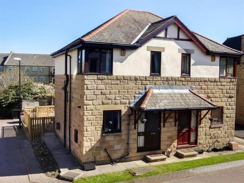 2 Bedrooms Semi Detached House for sale in Keel Moorings, Rodley